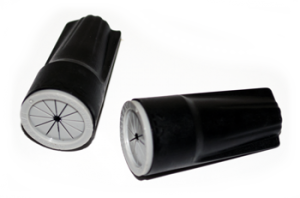 Waterproof connectors with sealant