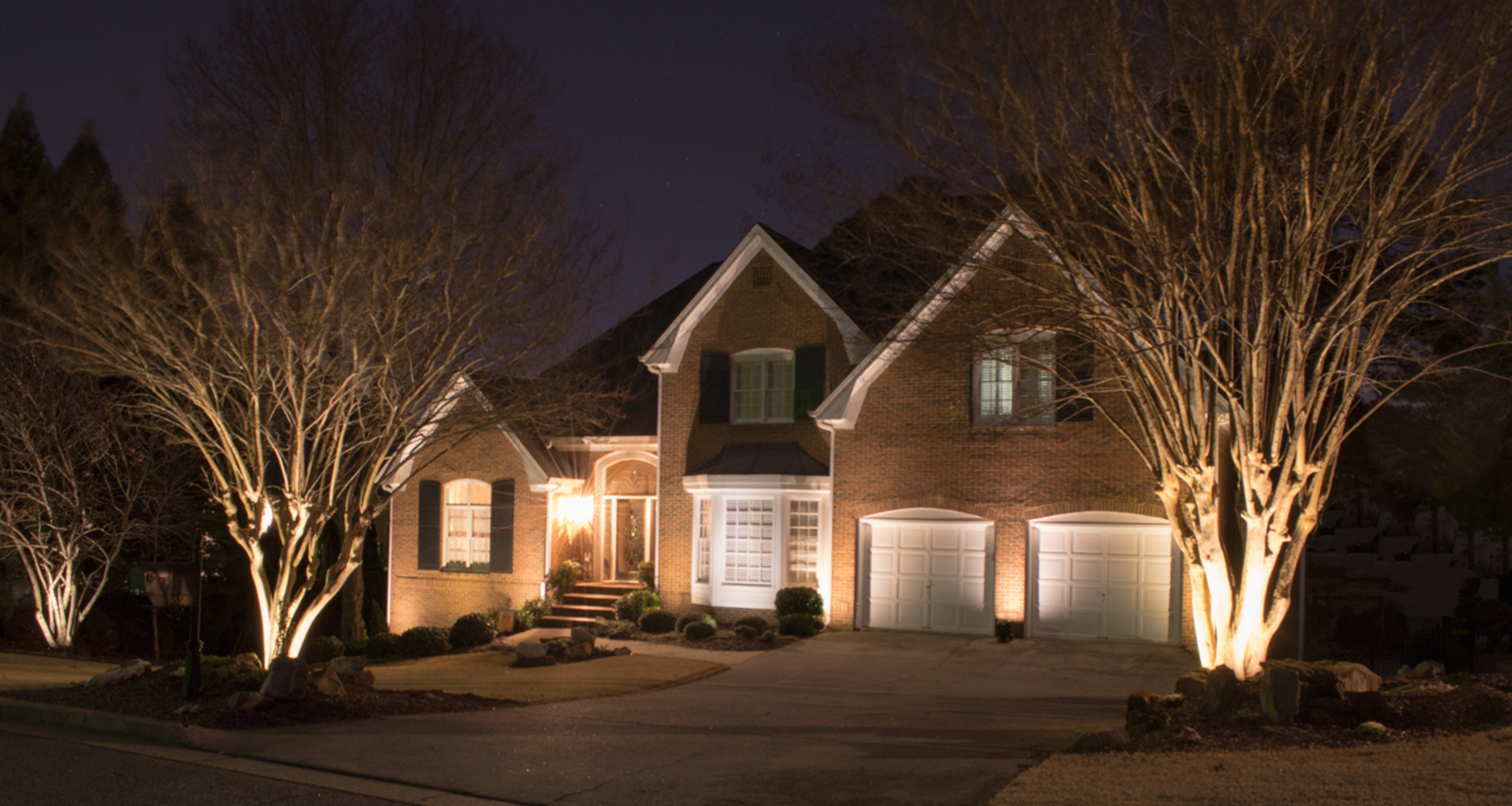 landscape lighting design gallery atlanta