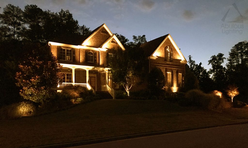 Outdoor Landscape Lighting Johns Creek Atlanta