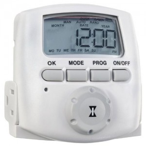 Landscape Lighting Timer