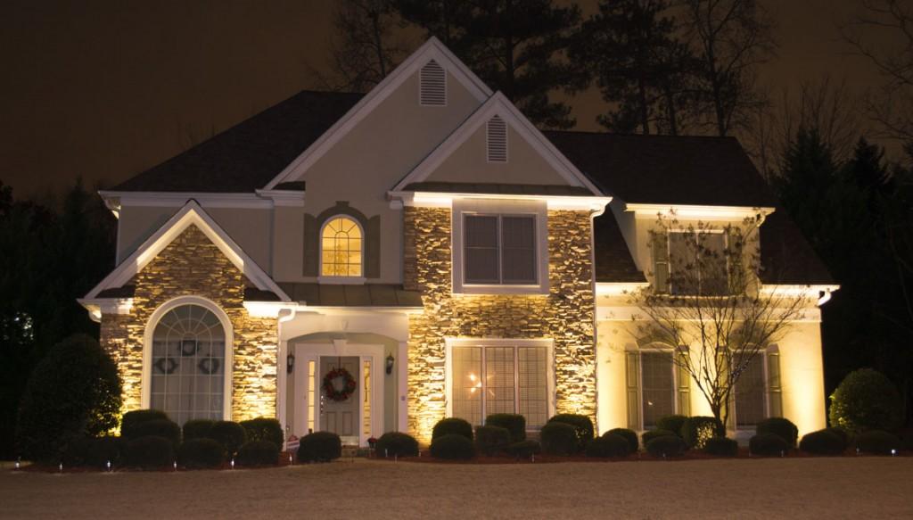 Landscape Lighting in Alpharetta, GA